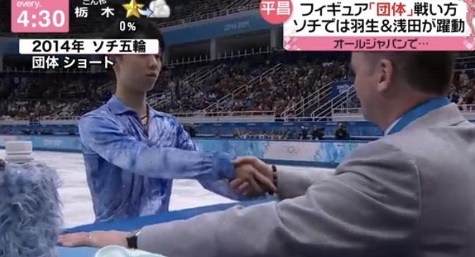 団体戦握手