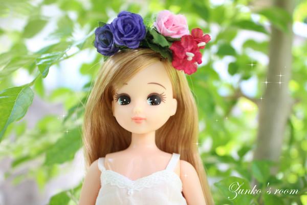 花冠リサちゃん2